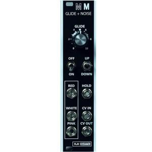 AJH Synth MiniMod Glide+Noise Black