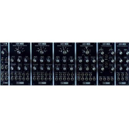AJH Synth MiniMod System Black
