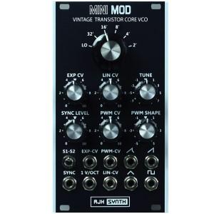 AJH Synth MiniMod VCO Black