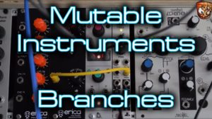Mutable Instruments – Branches [divkid]