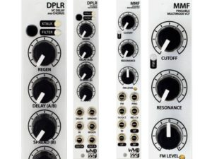 WMD/SSF DPLR Delay & MMF Filter in Stock…plus Noise Engineering!