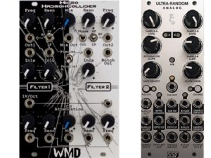 WMD, SSF, Noise Engineering Restocks!