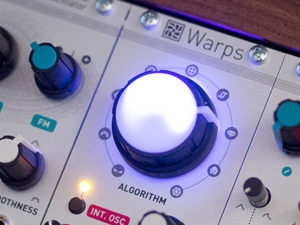 Warp Speed! – New Mutable Instruments Module Available to Order!