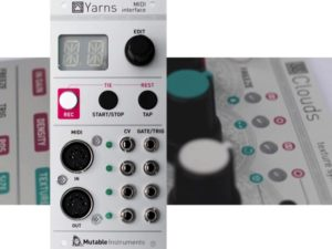 Mutable Instruments Clouds & Yarns Available Again!