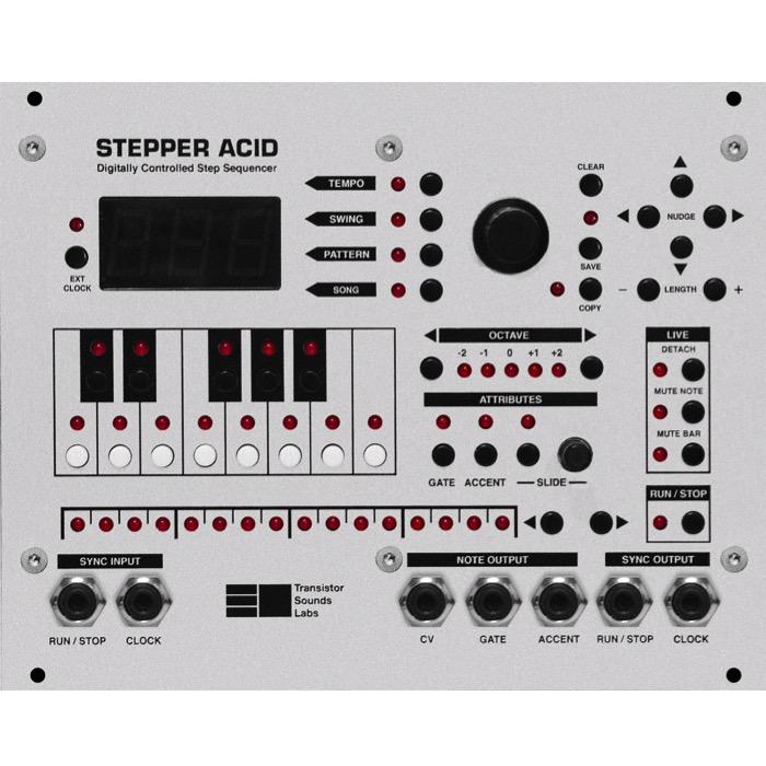 Transistor Sound Labs Stepper Acid