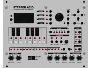 Transistor Sounds Labs STEPPER ACID back in stock!