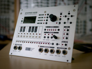 More Stepper Acid Sequencers in Stock
