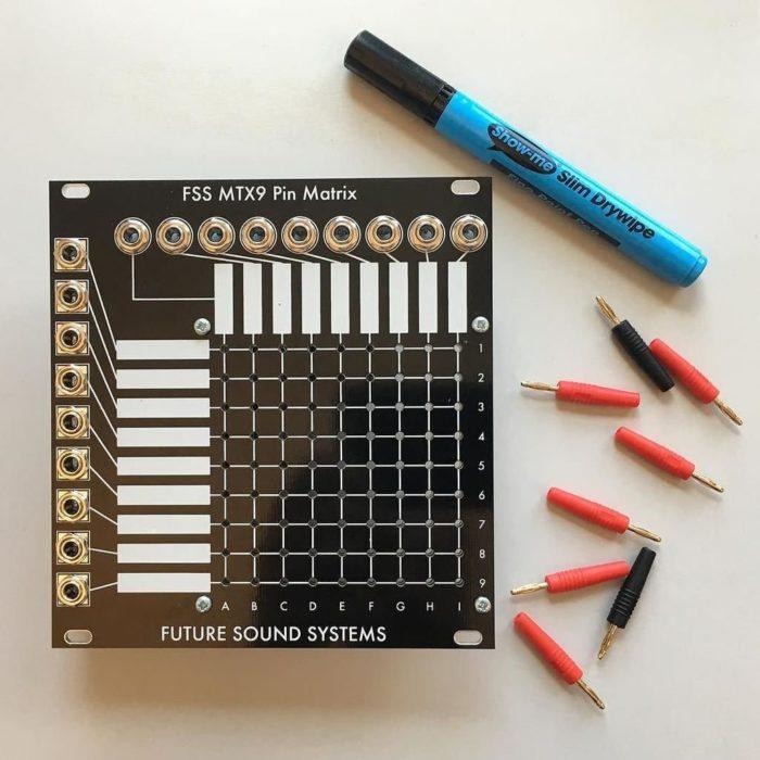 Future Sound Systems MTX9 3
