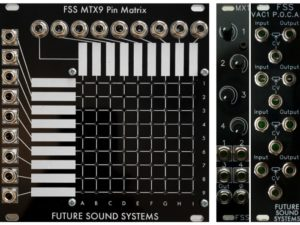 Future Sound Systems MTX9 in stock! plus MX1 & POCA VAC1