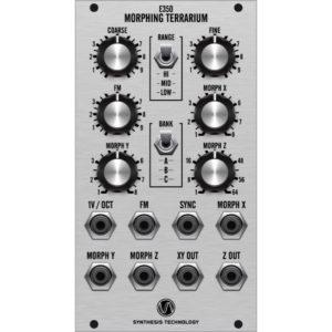 Synthesis Technology E350 Morphing Terrarium