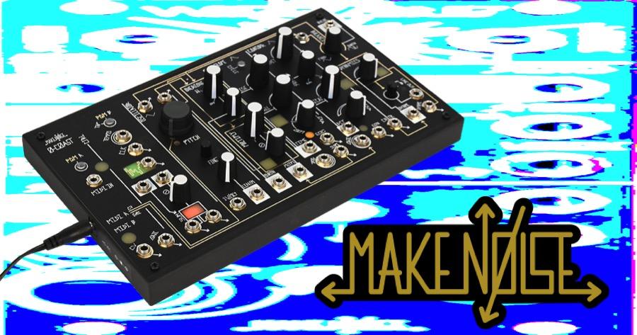 Make Noise Matttech Modular 27.03.17