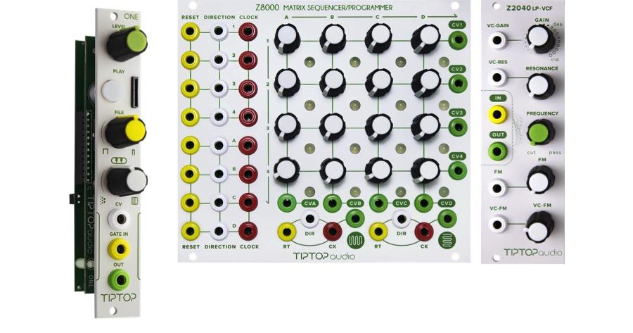 Tiptop Audio Matttech Modular 13.03.17