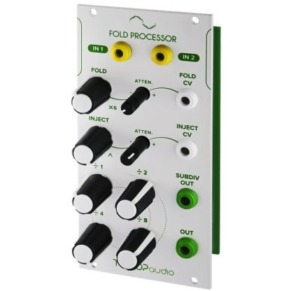 Tiptop Audio FOLD Processor side