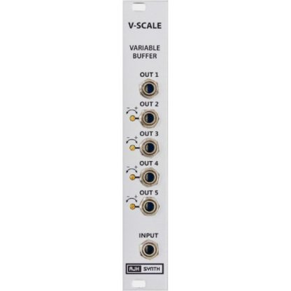 AJH Synth V-Scale SIlver