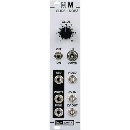 AJH Synth MiniMod Glide + Noise Silver