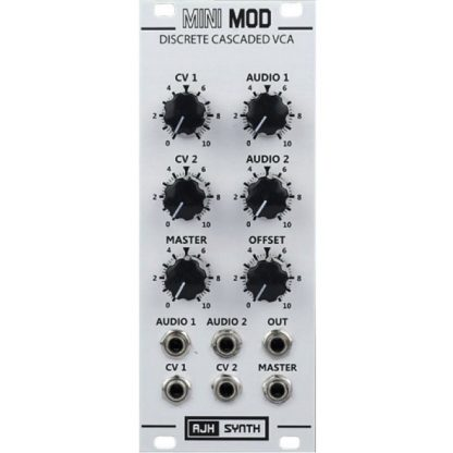 AJH Synth MiniMod VCA Silver