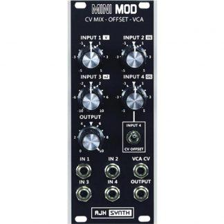 AJH Synth Minimod CV Mix-Offset-VCA Dark