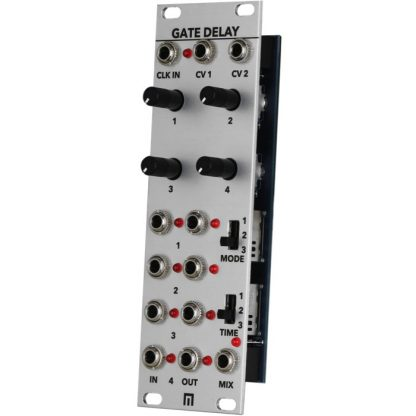 Malekko Quad Gate Delay side