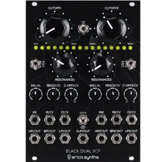 Erica Synths Black Dual VCF