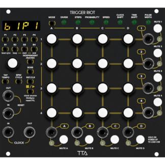 Tiptop Audio Trigger Riot (Black)