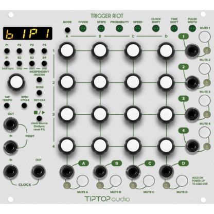 Tiptop Audio Trigger Riot NS