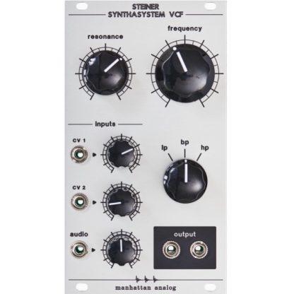 Manhattan Analog Steiner Synthasystem VCF 2