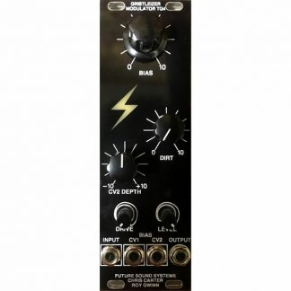Future Sound Systems TG4 Gristleizer Modulator