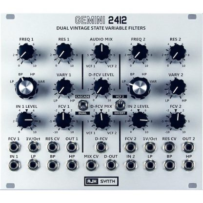 AJH Synth Gemini 2412 Silver