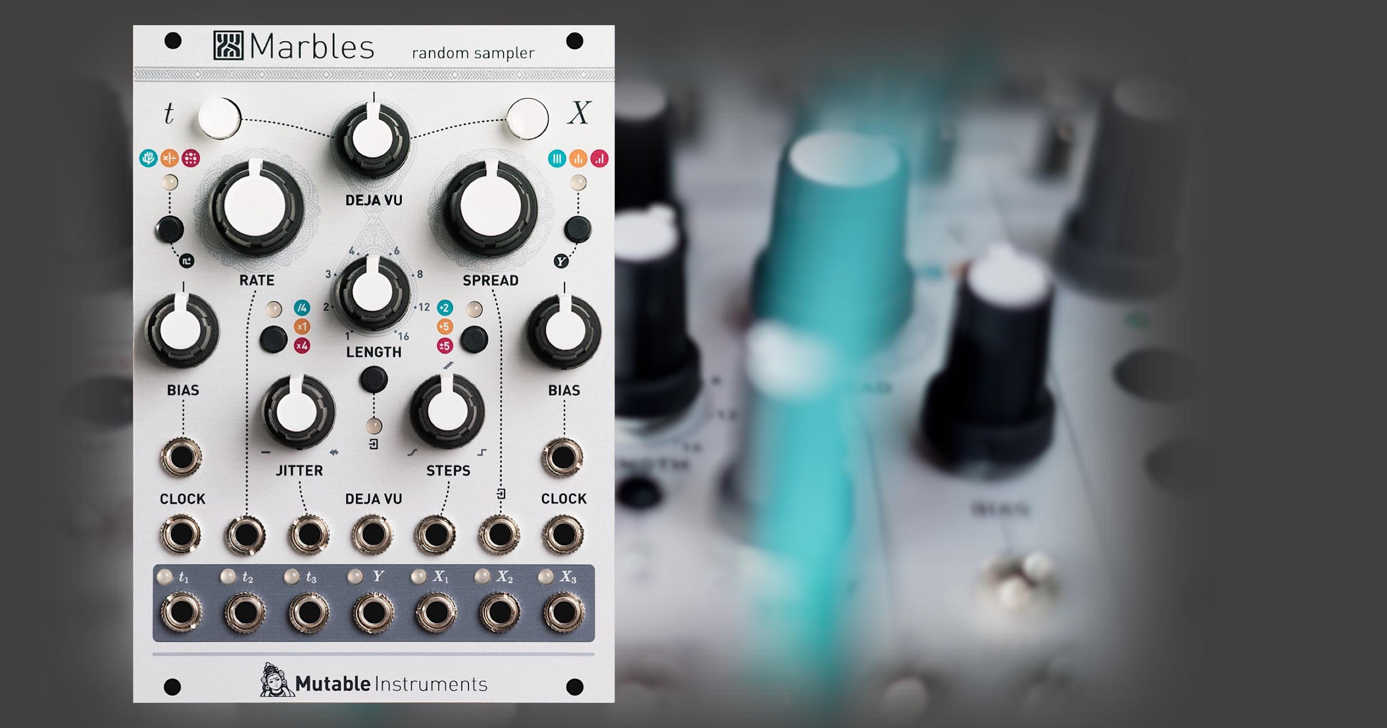 Mutable Instruments Matttech Modular 30.03.18