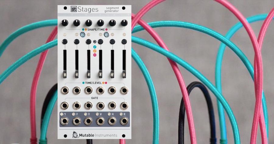 mutable Instruments Matttech Modular 12.04.18