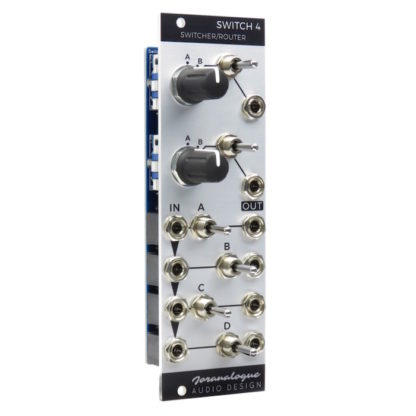 Joranalogue Switch 4 side