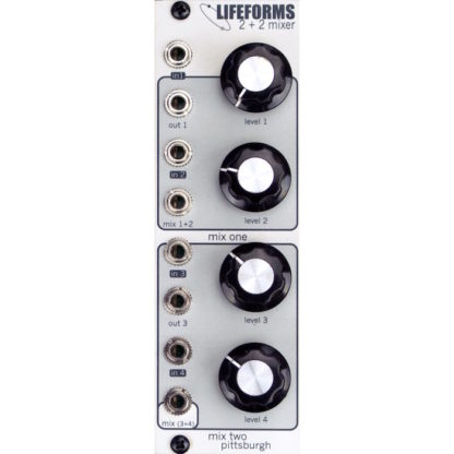 Pittsburgh Modular Lifeforms 2+2 Mixer