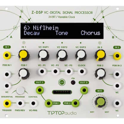 Tiptop Audio z-DSP (2018)