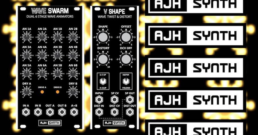 AJH Synth Matttech Modular 16.08.18
