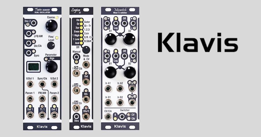 Klavis Matttech Modular 31.08.18
