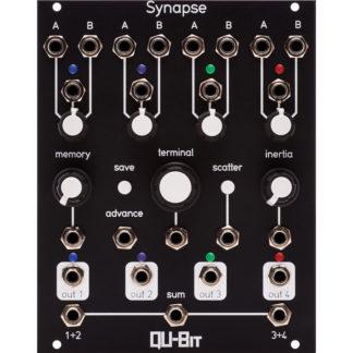 Qu-Bit Synapse