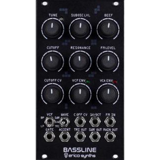 Erica Synths Bassline