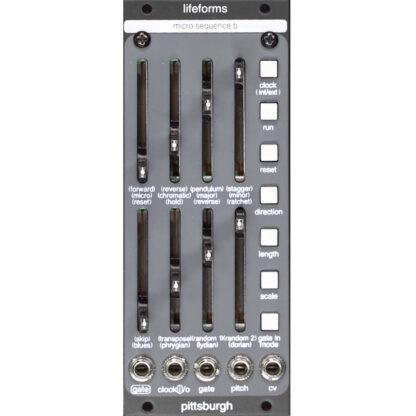 Pittsburgh Modular Micro Sequence b