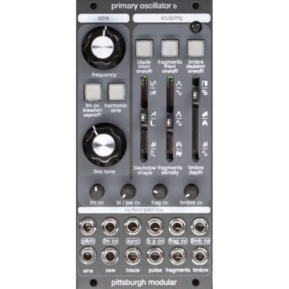 Pittsburgh Modular Primary Oscillator b