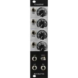 Antimatter Audio Crossfold (Black)