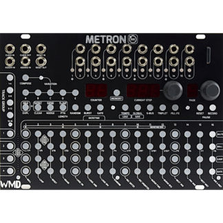 WMDevices METRON (Black)
