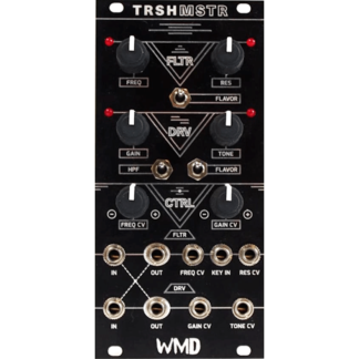 WMDevices TRSHMSTR (Black)
