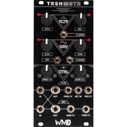 WMDevices TRSHMSTR (Black)