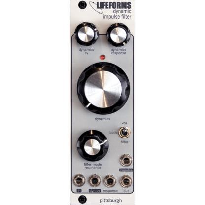 Pittsburgh Modular Lifeforms Dynamic Impulse Filter