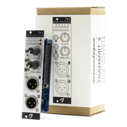 Joranalogue Transmit 2 packaging