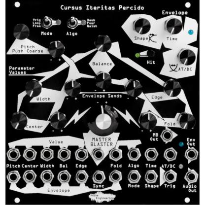 Noise Engineering Cursus Iteritas Percido (black)