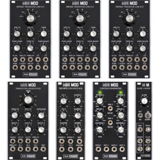 AJH Synth Minimod System (Dark Edition)