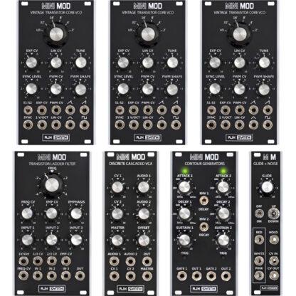 AJH Synth Minimod System (Dark Edition)