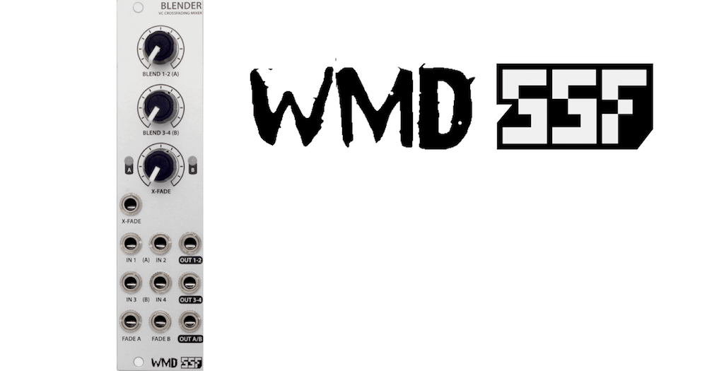 WMD SSF Blender Audio Demo-min