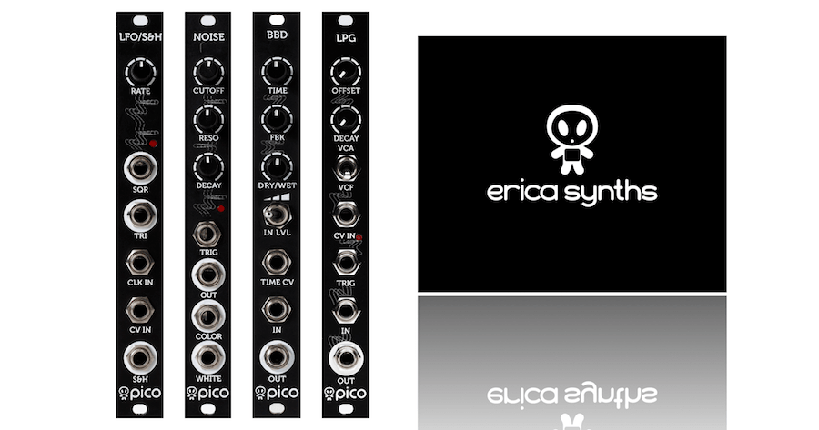 Erica Synths Matttech Modular 18.07.19-min